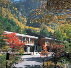 国民宿舎「有明荘」の外観
