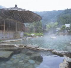渡瀬温泉大露天風呂