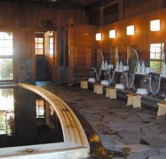 「行基の湯」内風呂