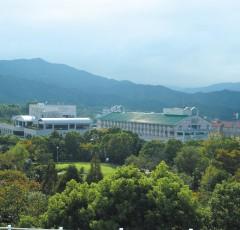 湯ノ浦温泉の全景