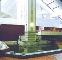 「クアハウス碁点」の浴室