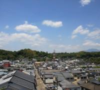 城下町風景