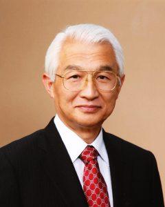 日本温泉協会会長